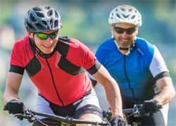 Kleidung zum Fahrradfahren