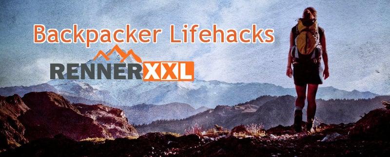 Backpacker Life-Hacks