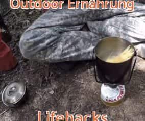 Outdoor Ernährung Tipps