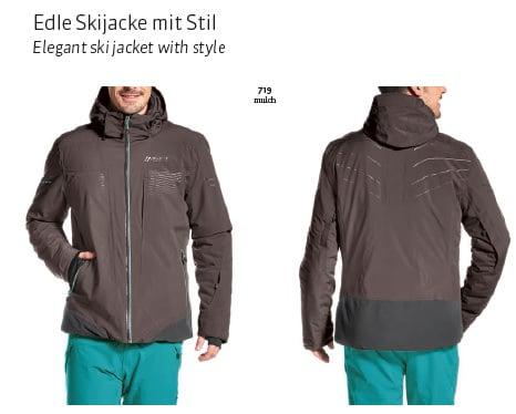 Pralongia Herren Skijacke von Maier Sports