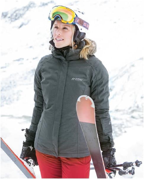 Neue Skijacken von Maier Sports