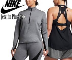Nike in Übergrößen