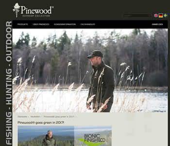 Pinewood PFC frei