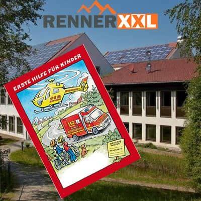 Renner XXL unterstützt Grundschule