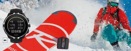 Hightech Skfahren