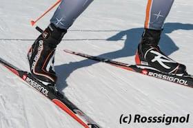 Image Langlaufen Skischuhe