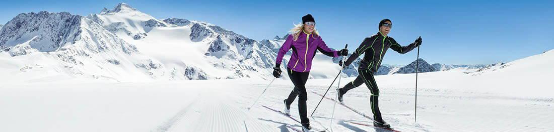 Image Ski-Langlaufen