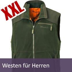 Kategorie XXL Westen Männer