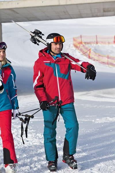 Skihosen für Herren in Übergröße