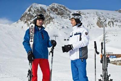 Welcher Pisten Typ sind Sie? | Ski outfits, Herren