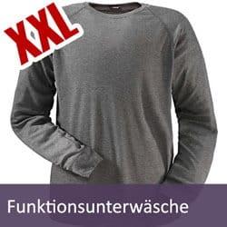 XXL Funktionsunterwäsche Damen und Herren