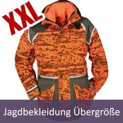 XXL Jagdbekleidung Übergrößen
