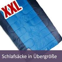 Kategorie XXL Schlafsäcke Überlänge