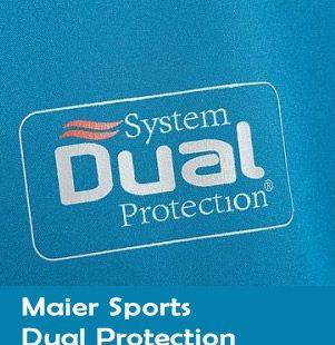 Dual Protection Membrane von Maier Sports
