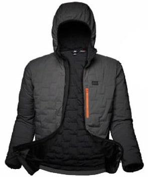 Die neue Jacke von Helly Hansen: Lifaloft Hooded Stretch Insulator Jacket