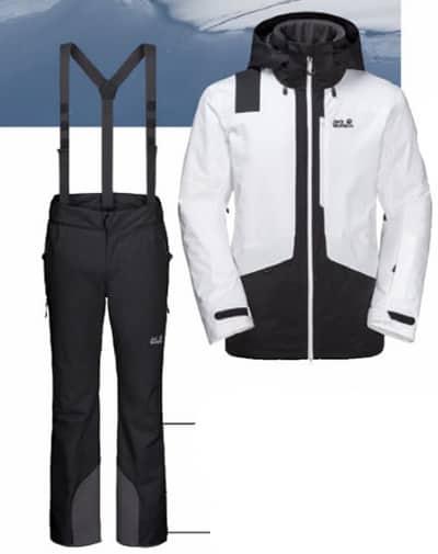Die neuen Trends bei Jack Wolfskin: Die Snow- Sport Kollektion mit der Big White Jacket und der Big White Pant