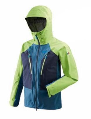 Neu bei Millet: die TrigologyV Icon Dueal GTX Pro Jacket