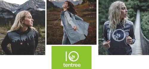 TenTrees planzt 10 Bäume je verkaufter Jacke oder Hose