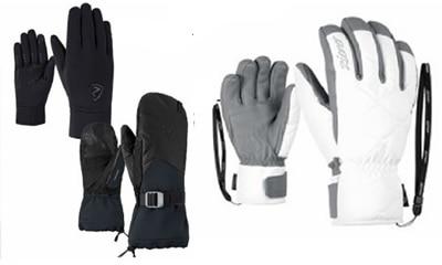 Die neuen Ziener Handschuhe in der Übersicht