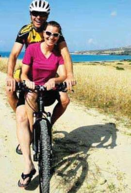 Radeln in Zypern ist besonders in der kühlen Jahreszeit ein Traum.