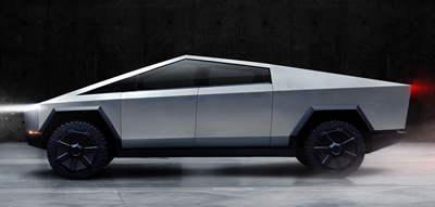 Bild von Tesla Cybertruck