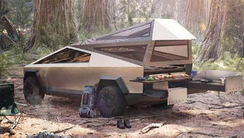Das Camping Modul