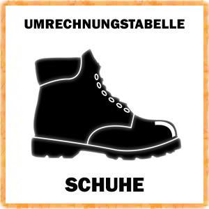 Schuhe Größentabelle Link