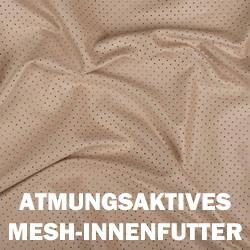Atmungsaktives Mesh-Innenfutter