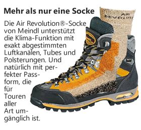 meindl air revolution socken