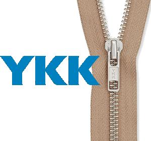 Reißverschluss von YKK