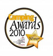 camping award