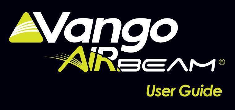 Vango Airbeam Anleitung