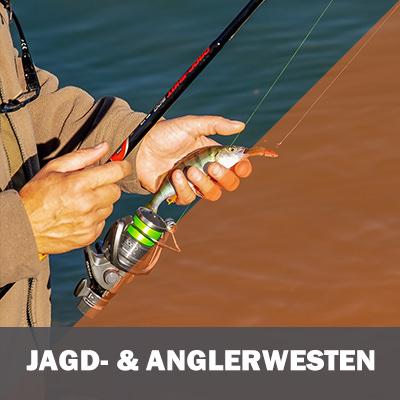 XXL Jagd- und Anglerwesten