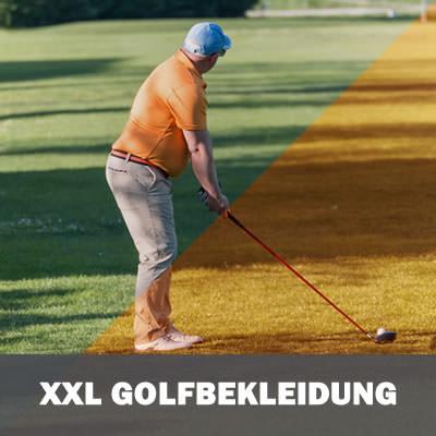 XXL Golfbekleidung in Übergrößen