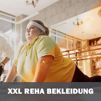 Reha Bekleidung in Übergröße