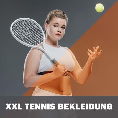 XXL Tennisbekleidung