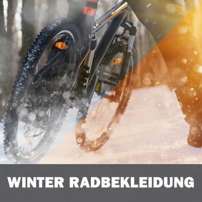XXL Fahrradkleidung für den Winter