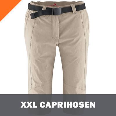 Caprihosen Übergröße