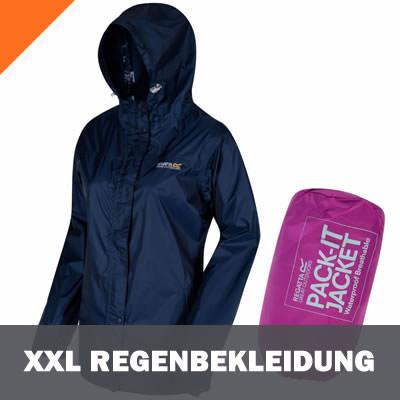 XXL Regenbekleidung