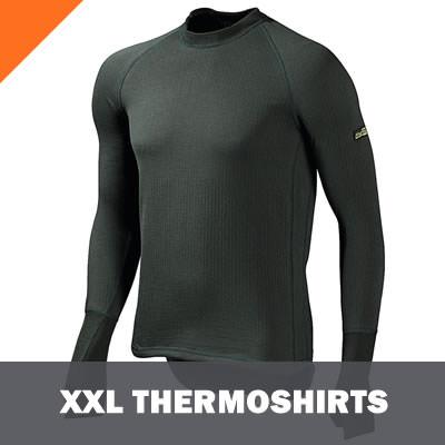 XXL Thermo Shirts und Unterhemden