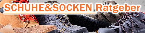 Ratgeber für Schuhe und Socken