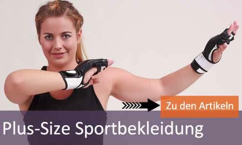 Plus-Size Sportbekleidung