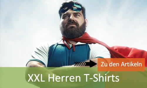 XXL Herren T-Shirts