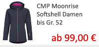 campagnolo cmp moonrise softshell damen