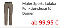 maier sports lulaka funktionshose f�r damen