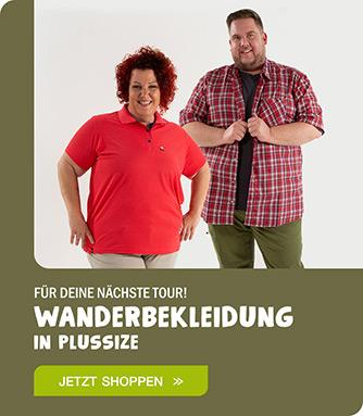 XXL Wanderbekleidung