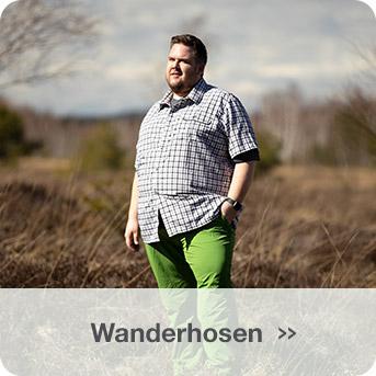 XXL Wanderhosen