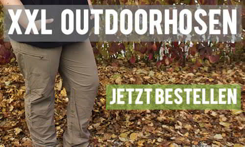XXL Outdoorhosen