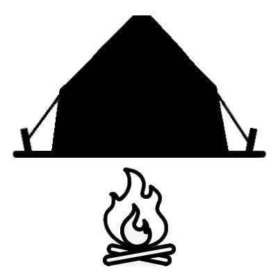 Zelten und Camping