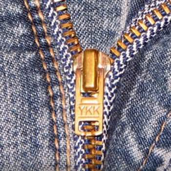 Markenzeichen von YKK